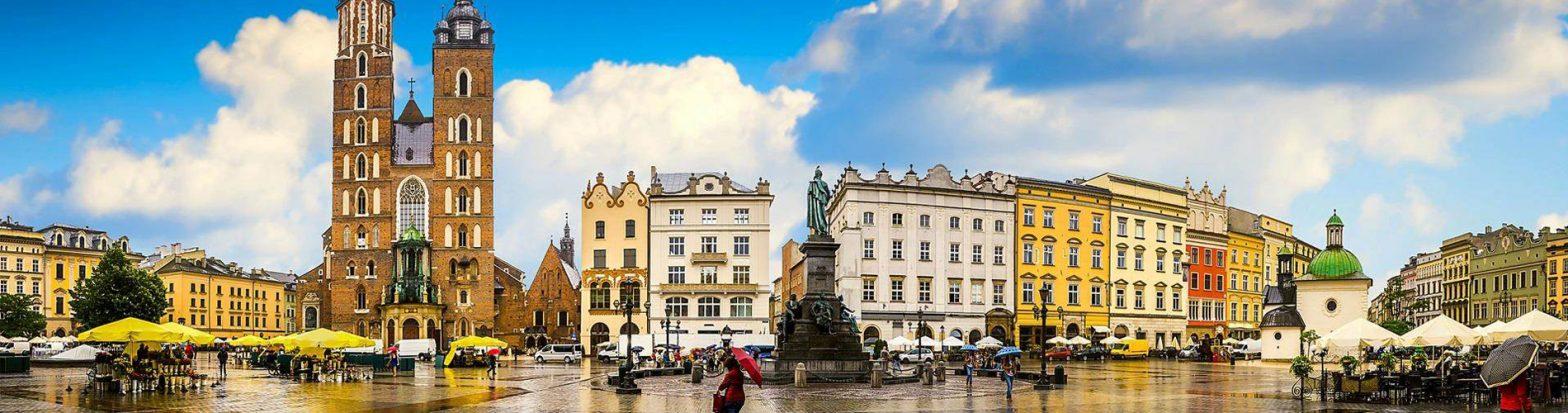 Poland tourist place