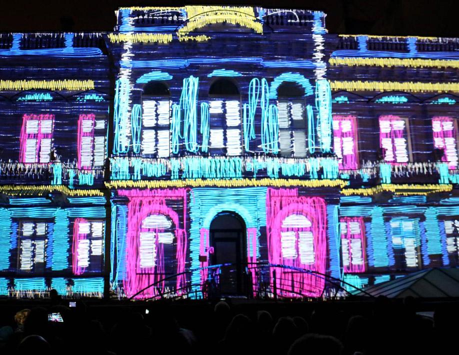 poland light move festival